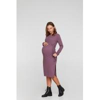 Платье для беременных Lullababe Baku Баклажан S