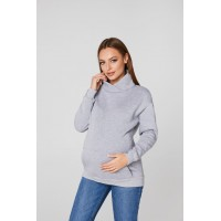 Худи для беременных Lullababe Vancouver Меланж S