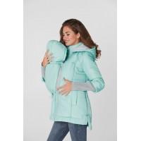 Слингокуртка и Куртка для беременных 3в1 (еврозима) Lullababe Nurmes Тиффани S