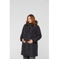 Слингокуртка и Куртка для беременных 3в1 Lullababe Dresden Черный S