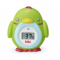 Bibi Детский цифровой термометр для ванной и комнаты.