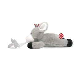ZAZU держатель для пустышки мягкая игрушка DONNY