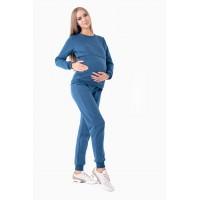Базовый костюм для беременных и кормящих Lullababe Detroit Неви S
