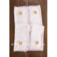 Крыжма для крещения махровая АРТ 40-09(1)