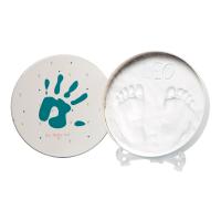 Baby Art Магическая коробочка Круглая для отпечатка ладошки и ножки
