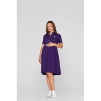 Платье для кормящих Lullababe Polo Sorento Фиолетовый S