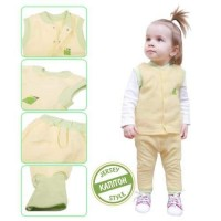Детская одежда ЕКО ПУПС™ коллекция Jersey Style, жилет, р.98