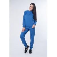 Базовый костюм для кормления - Синий