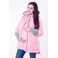 Куртка для беременных (демисезонная)- Розовый
