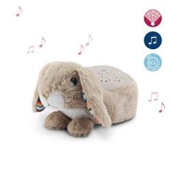 ZAZU RUBY Кролик Ночник-Проектор звёздного неба с успокаивающими мелодиями
