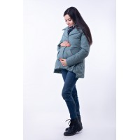 Куртка для беременных Lullababe Provence Олива S