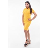 Платье для кормящих Lullababe Polo Жёлтый