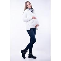 Куртка для беременных Lullababe Provence Молоко