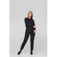 Базовый костюм для беременных и кормящих Lullababe Detroit Чёрный S