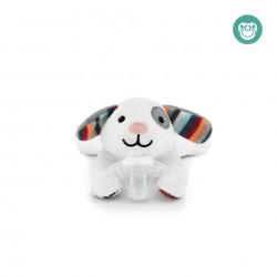 ZAZU держатель для пустышки мягкая игрушка DEXY