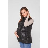Слингожилетка для беременных 3в1 Lullababe Ontario Чёрный S