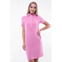 Платье для кормящих Lullababe Polo Розовый