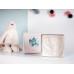 Baby Art Магическая коробочка Квадратная для отпечатка ладошки и ножки