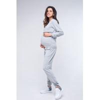 Базовый костюм для беременных и кормящих Lullababe Detroit Меланж S